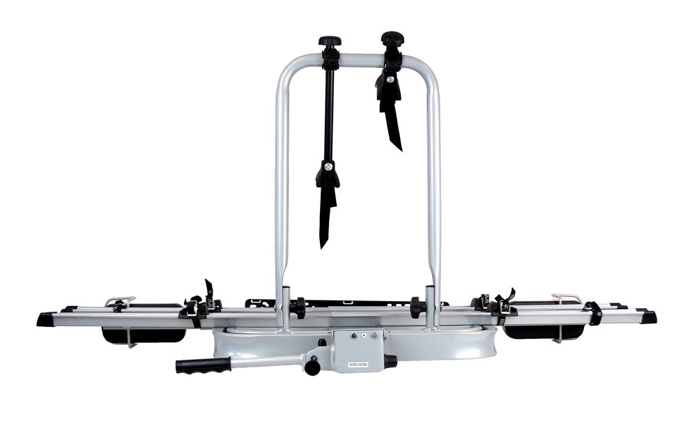 neu eufab carlo plus 11439n fahrradtr ger schnellverschluss abklappbar ebay. Black Bedroom Furniture Sets. Home Design Ideas